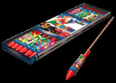 Ракета «Ассорти (уп. 12 шт.)»