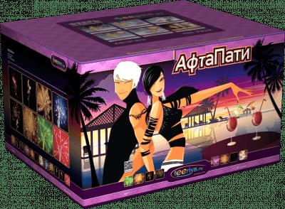 Супер фейерверк «АфтаПати»